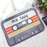 Mix Tape Floor Mat