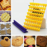 Alphabet - Words making Cookie Cutter