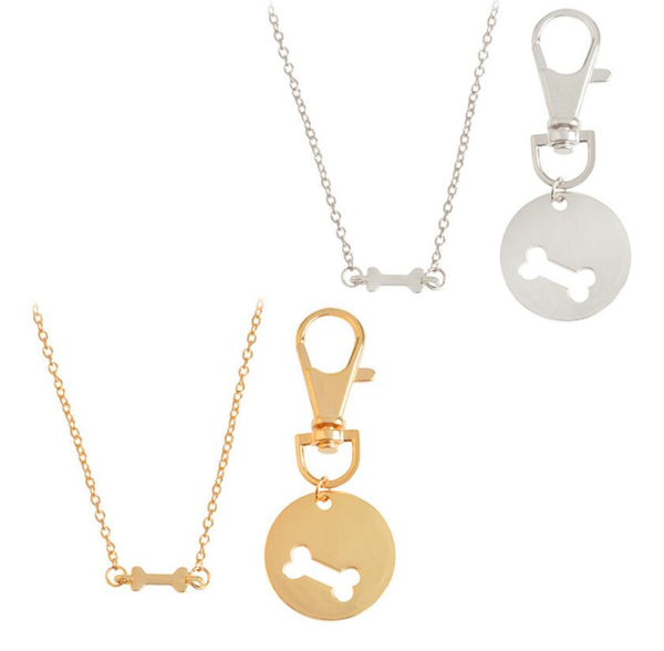 Buddy Duo Necklaces - For your and your Pet