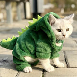 Dinosaur Pet Coat