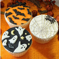Scary Halloween Mold for Cake Decoration