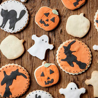 Set of Halloween Cookie Cutter (6 pieces)