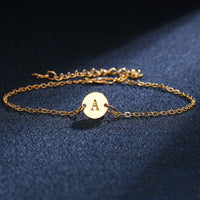 Personalized Engraved Initials Bracelets