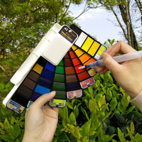 Premium Water Color Paint Set