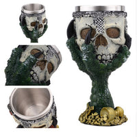 Gothic Skull Cup
