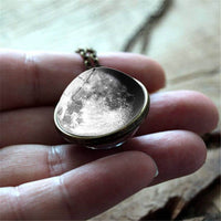 Moon Phrase Necklace