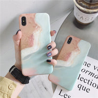 Sea Wave Beach Phone Case