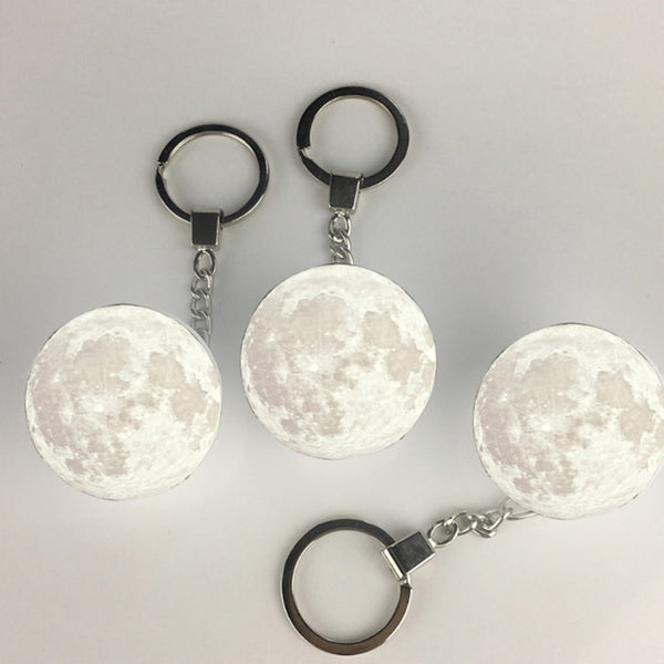 Mini Moon Keychain