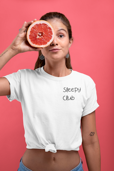 Sleepy Club T-shirt