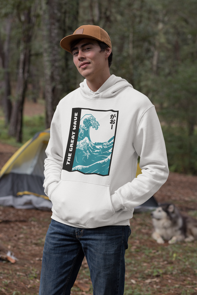 The Great Wave Hoodie