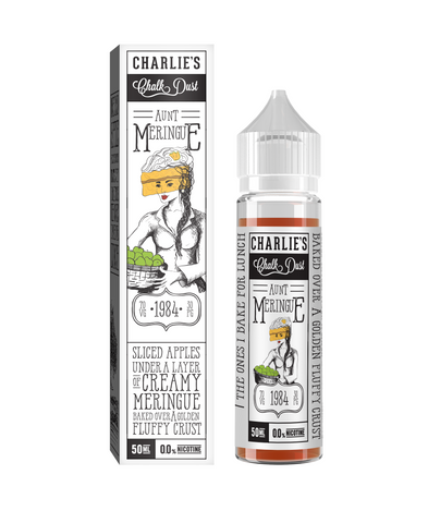 Aunt Meringue by Charlie's Chalk Dust 50ml
