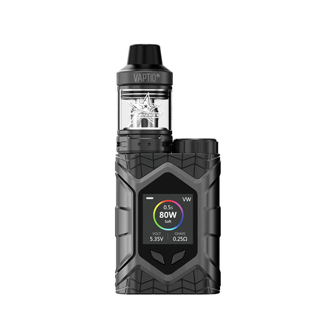 Vaptio Wall Crawler Black