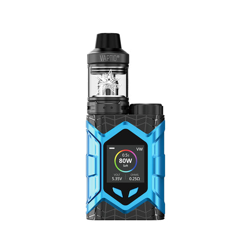 Vaptio Wall Crawler Blue