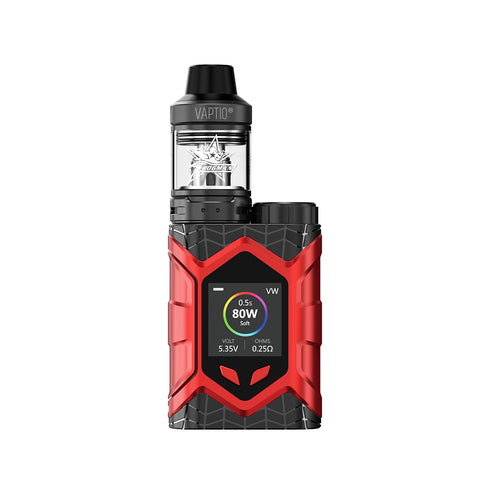 Vaptio Wall Crawler Red