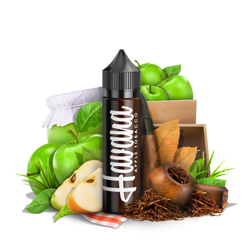 Apple Tobacco by Havana Juice Co. - 60mL E-Liquid