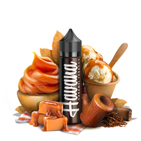 Caramel Tobacco by Havana Juice Co. - 60mL E-Liquid