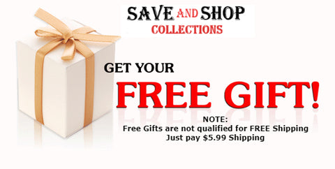 Free gift save and shop collections heres a gift from us negle Images