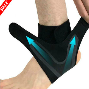 Adjustable Elastic Ankle Armor
