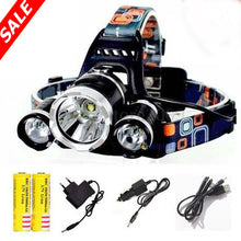 Load image into Gallery viewer, LED Headlamp - 10000 Lumen  1T6+2R5