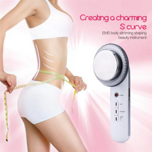 Load image into Gallery viewer, 3 In 1 Ultrasonic EMS Body Slimming Massager