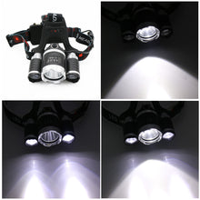Load image into Gallery viewer, Super Headlamp - 13000 Lumen LED T6+2R5 - Save and Shop Collections
