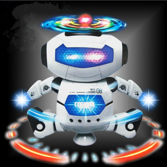Space Dance Robot - Save and Shop Collections
