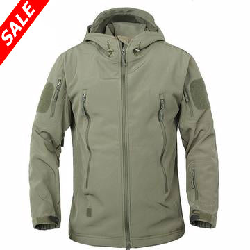 Waterproof Tactical Jacket - Save and Shop Collections