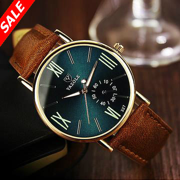 8bad8752c02 Yazole Fashion Student Mens Watch - Save and Shop Collections