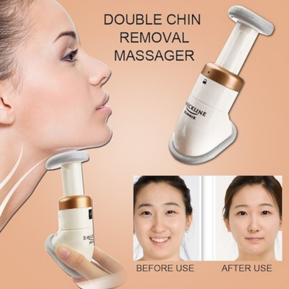 Double Chin Removal Massager