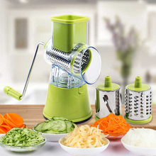 Load image into Gallery viewer, 3-In-1 Manual Vegetable Chopper