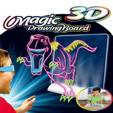 Load image into Gallery viewer, 3D Magic Drawing Board