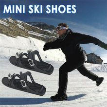 Load image into Gallery viewer, Mini Ski Shoes