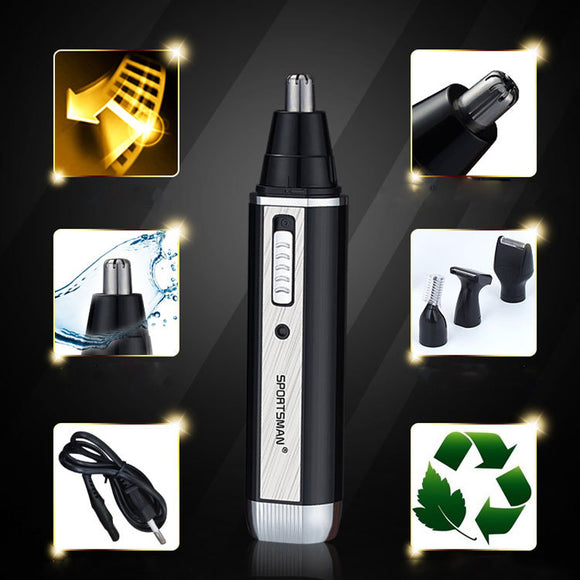 SPORTSMAN 4 In 1 Rechargeable Trimmer - Save and Shop Collections