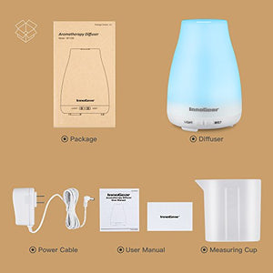 Portable Ultrasonic Diffuser with Color LED Lights - Save and Shop Collections