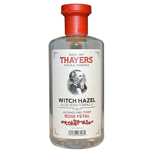Thayers Rose Petal Witch Hazel with Aloe Vera, 12 oz - Save and Shop Collections