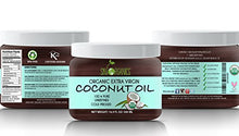 Load image into Gallery viewer, Organic Extra Virgin Coconut Oil 16.9 oz - Save and Shop Collections