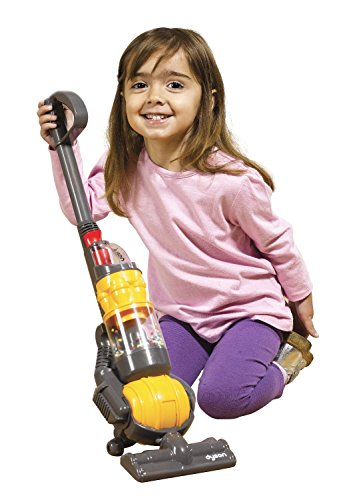 Toy Vacuum- Dyson Ball Vacuum With Real Suction and Sounds - Save and Shop Collections