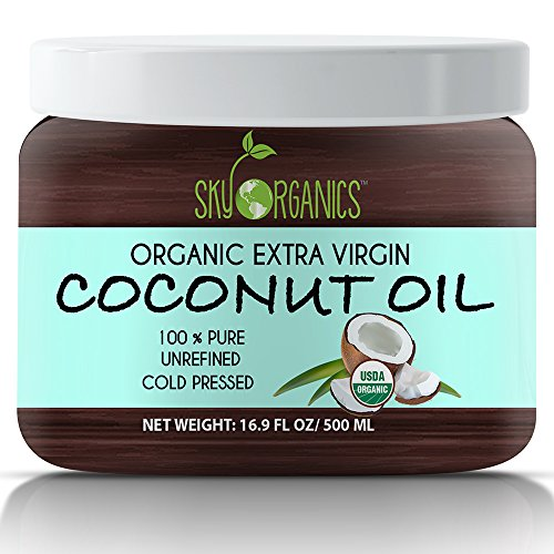 Organic Extra Virgin Coconut Oil 16.9 oz - Save and Shop Collections
