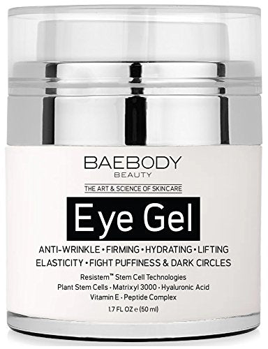 Baebody Eye Gel for Dark Circles, Puffiness, Wrinkles and Bags - Save and Shop Collections