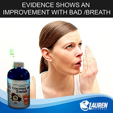 Load image into Gallery viewer, Ayurveda Oil Pulling Coconut Oil and Bad Breath Remedy - Save and Shop Collections