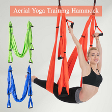 Load image into Gallery viewer, Arial Yoga Training Hammock