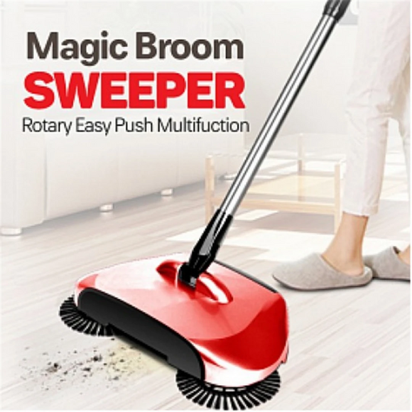 Magic Broom Sweeper