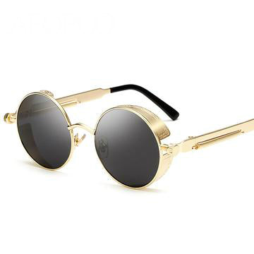 647144a5a89 Round Metal Sunglasses - Save and Shop Collections ...