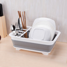 Load image into Gallery viewer, Foldable Dish Rack - Save and Shop Collections