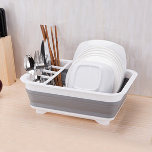 Foldable Dish Rack - Save and Shop Collections