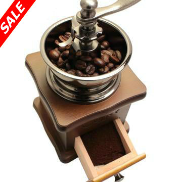 Classical Coffee Grinder - Save and Shop Collections
