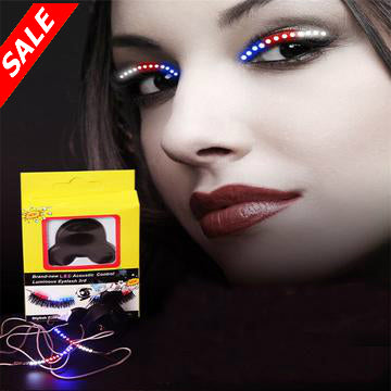 LED Luminous False Eyelash - Save and Shop Collections