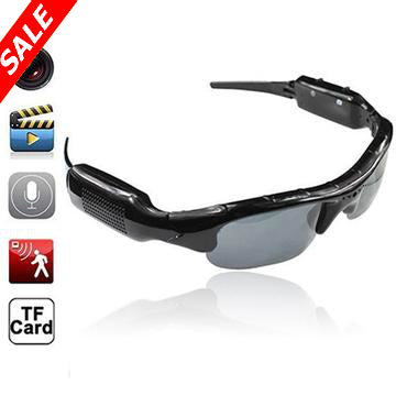 Digital HD Camera Sunglasses