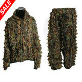 Camouflage Ghillie Suit - Save and Shop Collections
