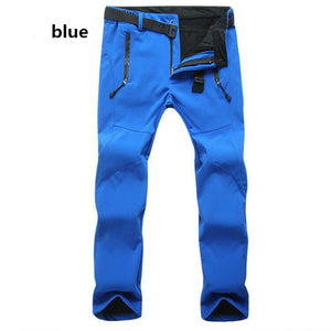 Women Warm Fleece Pants - Save and Shop Collections